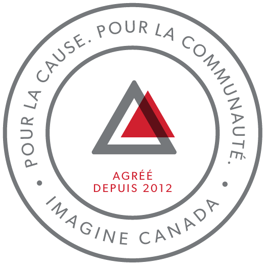 The Imagine Canada Trustmark for Accredited Organizations