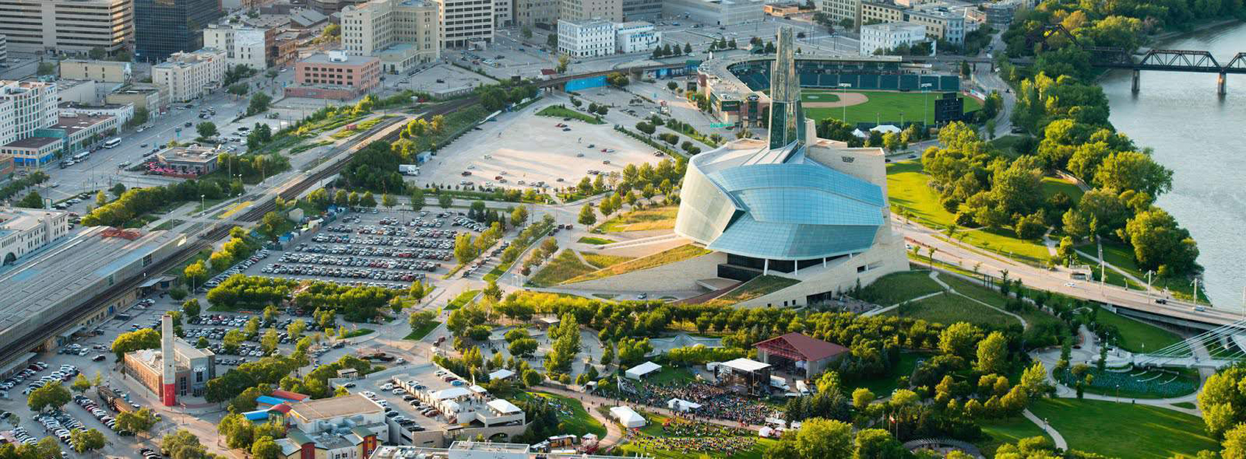 The Forks, Winnipeg
