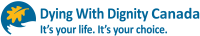 Dying With Dignity Canada logo