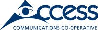 Access Communications logo