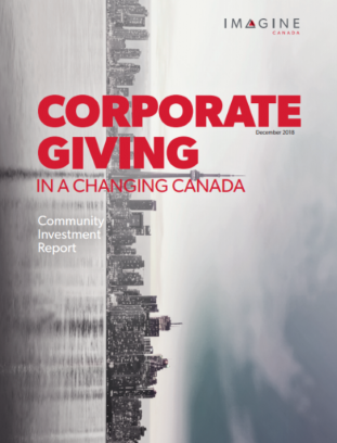 Corporate Giving In A Changing Canada