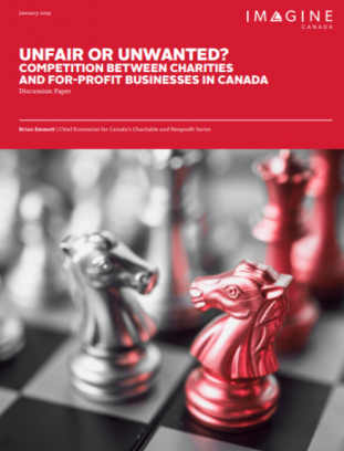 Unfair or Unwanted? Competition Between Charities and Nonprofit Businesses in Canada