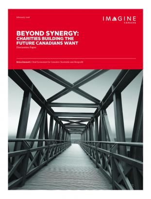 Beyond Synergy: Charities Building the Future Canadians Want