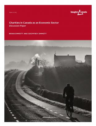 Charities in Canada as an Economic Sector
