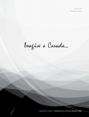 Imagine Canada - Strategic Planning Framework